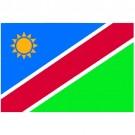 Bandeira da Namíbia 1.60 Mt.