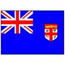Bandeira de Fiji 1.60 Mt.