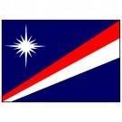 Bandeira das Ilhas Marshal 1.60 Mt.