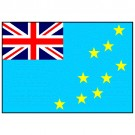 Bandeira de Tuvalu 1.60 Mt.