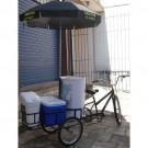 Triciclo para Bebidas Completo AW
