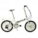 Bicicleta Dobrável Alloy Aro 20