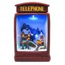 Miniatura de Cabine Telefônica Natal com