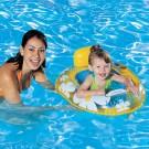 Bote Inflável Piu Piu com Assento Bebê