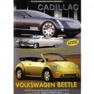 Cadillac & Volkswagen Beetle