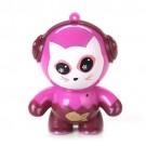 Caixa de Som Gato Pink