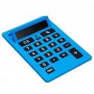 Calculadora A4 Gigante com 8 Digitos Cor Azul
