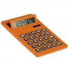 Calculadora A4 Gigante com 8 Digitos Cor Laranja
