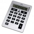 Calculadora A4 Gigante com 8 Digitos Cor Prata