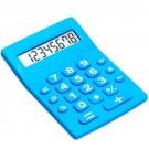 Calculadora de Mesa Números Grandes azul