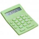 Calculadora de Mesa Números Grandes verde