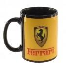 Caneca Ferrari Amarela