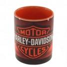 Caneca Harley Davidson Preta