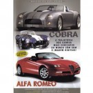 Cobra & Alfa Romeo