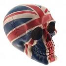 Cofre Caveira Bandeira da Inglaterra
