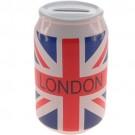 Cofre Lata de Bebidas London