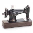 Cofre Maquina de Costura Singer