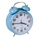 Relógio de Mesa Despertador Azul