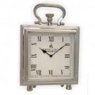 Relógio de Mesa Bond Street em Alumínio