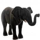 Elefante Africano em Pelúcia Hansatronics