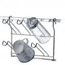 Escorredor Componível para 6 Copos Sistema Barra