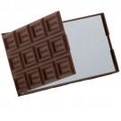 Espelho para Bolsa em Forma de Chocolate