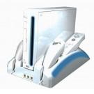 Estação Carregadora e Suporte Nintendo Wii