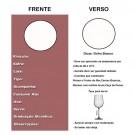 Etiqueta para Vinho Branco
