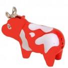 Isqueiro de Mesa em Forma de Vaca