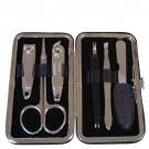 Kit de Manicure 6 Peças com Estojo