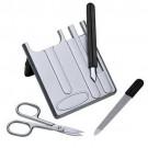 Kit de Manicure com 3 Peças