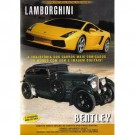 Lamborghini & Bentley