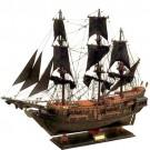 Miniatura da Fragata Black Pearl