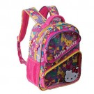 Mochila Hello Kitty HKMS203 Rosa