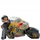 Motocicleta de Corrida