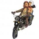 Motocicleta Norton da Década de 70