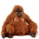 Macaco Orangotango em Pelúcia Hansa