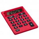 Calculadora A3 Vermelha Tamanho Médio