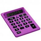 Calculadora A3 Lilás Tamanho Médio