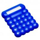 Calculadora Forma de Almofada Azul