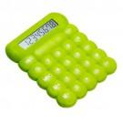 Calculadora Forma de Almofada Verde