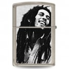 Isqueiro Star Bob Marley Cinza
