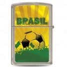 Isqueiro Star Bola de Futebol Brasil