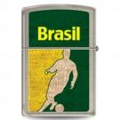 Isqueiro Star Futebol Brasil
