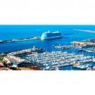 Poster Porto de Alicante