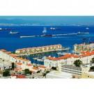 Poster Porto de Gibraltar