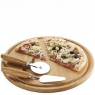 Prato de Madeira para Pizza