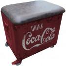 Puff Coca cola Vintage