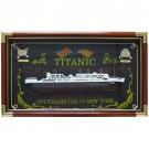 Quadro do Navio Titanic