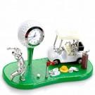 Relógio de Mesa Campo de Golf